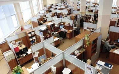 Is your workplace a barrier to increased productivity?
