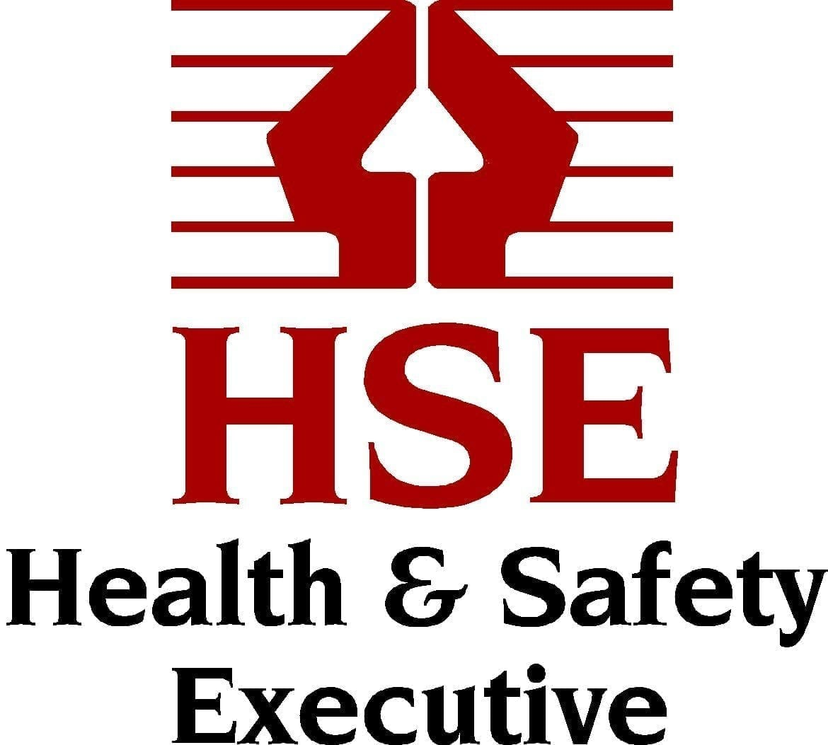 HSE health and safety logo