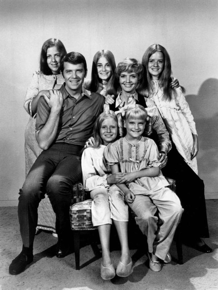The Brady Bunch - based in Los Angeles