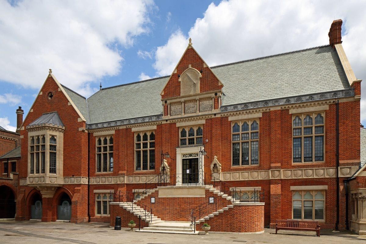 Highgate School - Energy Efficiency in the Education Section