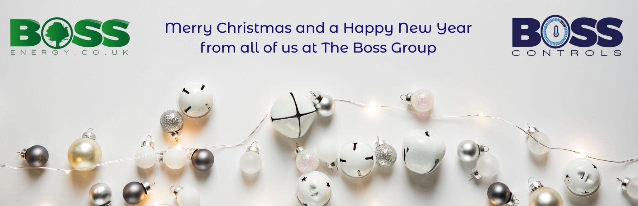 Happy Christmas from Boss Controls and Boss Energy