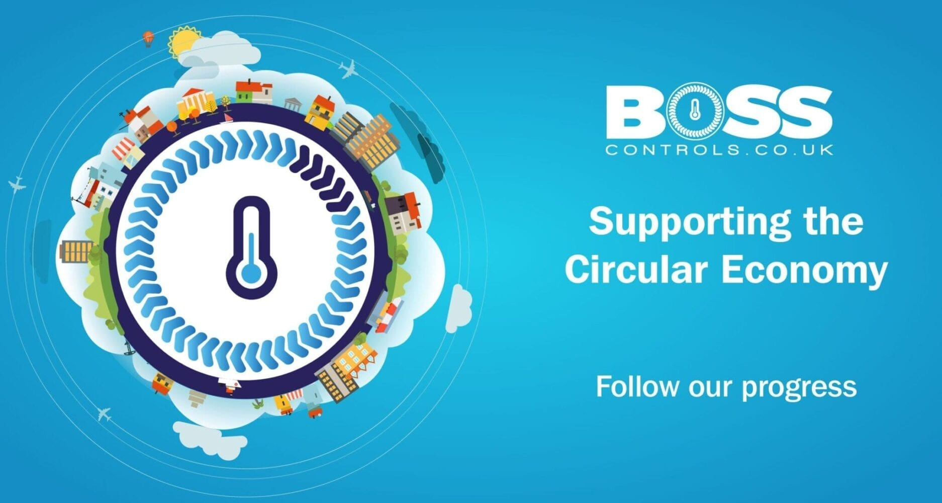 Boss Controls supporting the Circular Economy