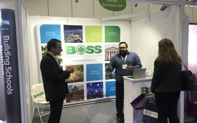 The Boss Group at The Academies Show