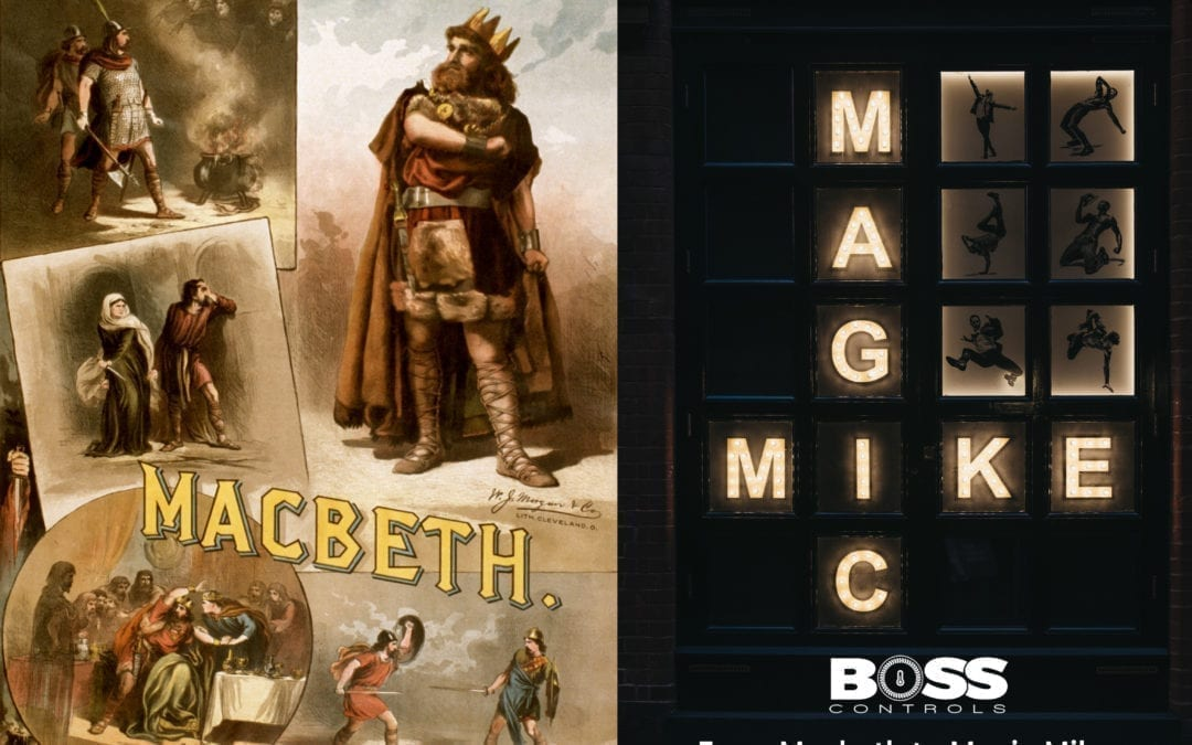 Macbeth to Magic Mike: How Boss is improving theatrical experiences