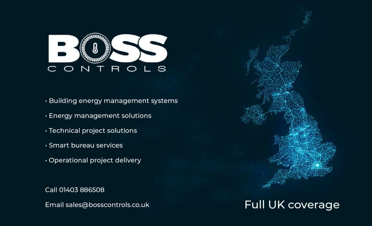 Building energy management solutions